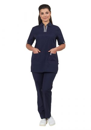 """Комплект медицинской одежды женский """"Аура"""""""