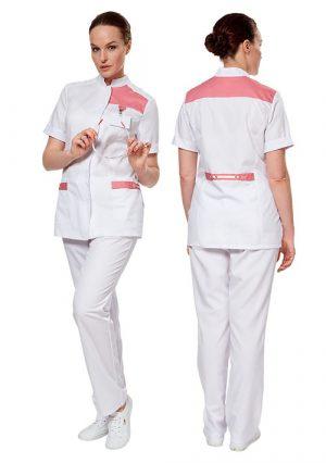 Брючный комплект для врачей и медсестёр LL6101
