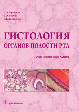 Гистология органов полости рта. Учебное пособие
