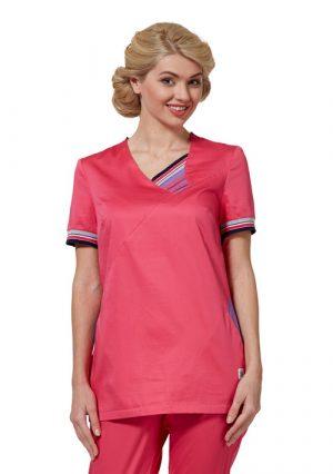Блуза медицинская женская LF2103