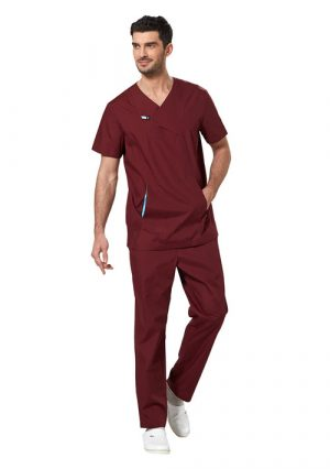 Костюм медицинский для мужчин L6201. Размер 60-62