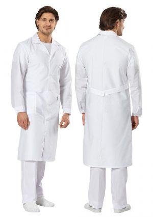 """Классический мужской медицинский халат """"Сису"""""""