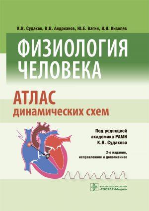 Физиология человека. Атлас динамических схем