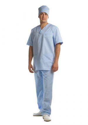 Мужской медицинский костюм