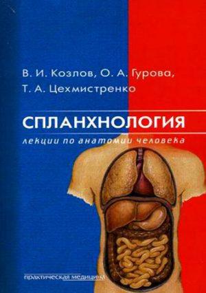 Спланхнология. Лекции по анатомии человека. Учебное пособие