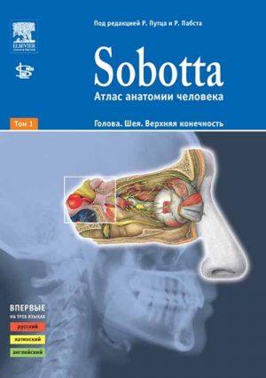 Атлас анатомии человека. Голова, шея, верхняя конечность. Том 1