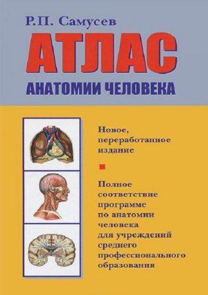 Атлас анатомии человека. Учебное пособие для студентов медколледжей