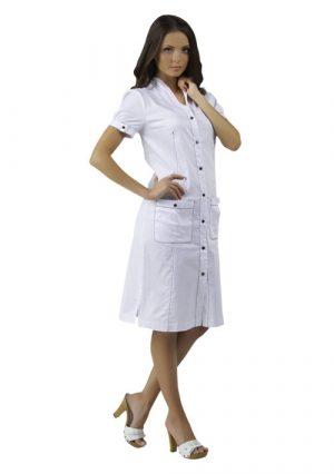 Халат медицинский женский United Uniforms