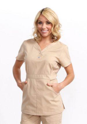 Блуза медицинская женская Koi. Размер L