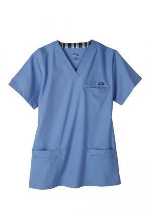 Блуза медицинская мужская Iguanamed
