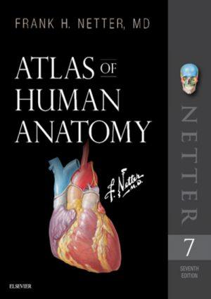 Atlas Of Human Anatomy By Frank H. Netter