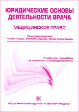 Юридические основы деятельности врача. Медицинское право