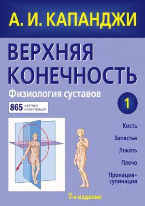 Верхняя конечность. Физиология суставов. Схемы биомеханики человека с комментариями