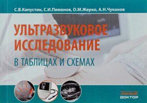 Ультразвуковое исследование в таблицах и схемах