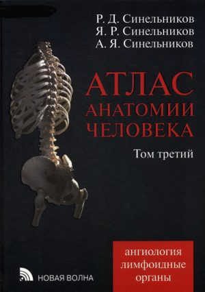 Атлас анатомии человека. В 4-х томах. Том 3